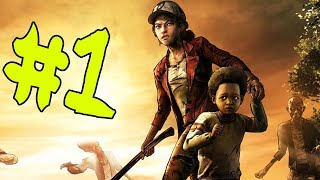 *FULL RELEASE* Walking Dead Season 4 Gameplay (Final) - Episode 1