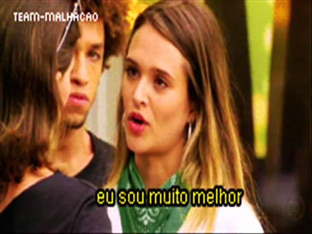 Fatinha e Bruno - Ironic