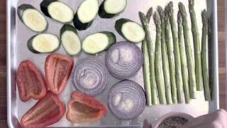 How To: Grilled Vegetables