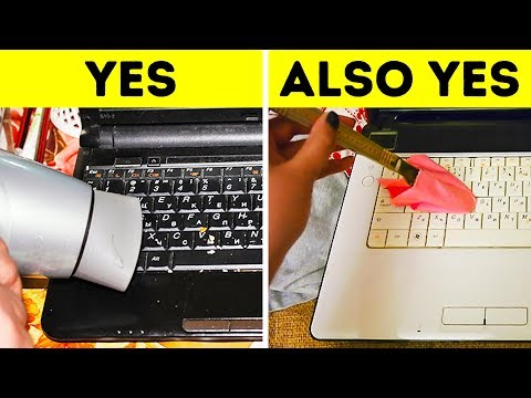 10 Simple Ways to Remove Dirt From Your Computer