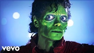 Michael Jackson - The Halloween´s Mix (Official Video)
