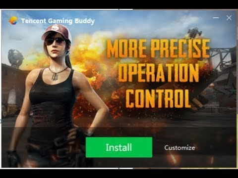 How to Download,Install & Play PUBG Mobile on your PC or Mac with Keyboard & MouseWindows 7,8,8 1&10