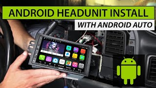 Cheap 90$ Android 8 1 Double DIN Touch Screen Radio 2DIN