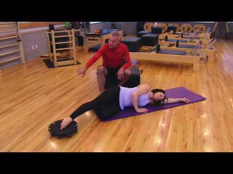 Leg Slide With Passe Rotation