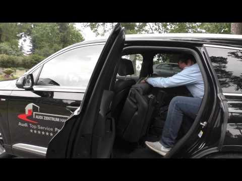 Fahrbericht Audi Q7 / Test / Wendekreis
