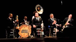 "Preservation Hall Jazz Band, With Marcia ball - ""Just A Closer Walk With Thee"""