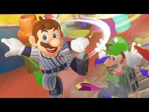 Dunkey - Mario's Balloon World