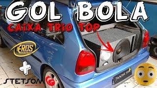 Gol BOLA Caixa Trio Top... STETSOM2k5+EROS800...☢JuNiOr SoM♛®
