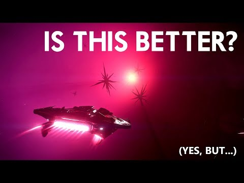 Elite Dangerous - Why You (Probably) Don't Need To Use Graphics Mods (And A Few Reasons You Should)