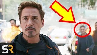 Infinity War: 10 Important Details You Totally Missed - dooclip.me