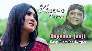 Download lagu Kharisma Moza Kapusan Janji Mp3