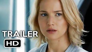Passengers Official Trailer 2 2016 Jennifer Lawrence Chris Pratt SciFi Movie HD