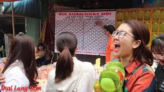 Khám Phá Lễ Hội Đồng Đăng Lạng Sơn Với Thịt Lợn Quay và Thịt Lợn Rừng I Thai Lạng Sơn