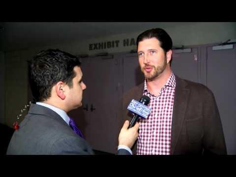 Niko Tamurian interviews Jason Grilli of the Atlanta Braves