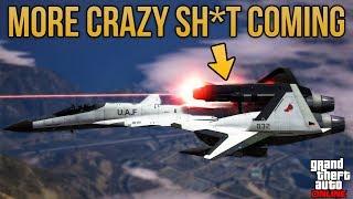 GTA Online - Christmas DLC Hints, NEW Military Vehicles & Benny's Upgrades (GTA Q&A)