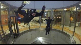 Аэродинамическая труба. Обучение RW. Skydiving