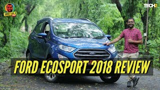 Ford Ecosport 2018 long term review