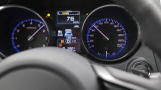Test-drive Subaru Legacy 2018 - динамика разгона