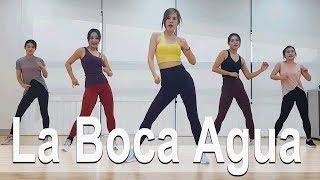 La Boca Agua. Abraham Mateo. Dance Workout. Choreo By Sunny. SunnyFunnyFitness. Diet Dance. 다이어트.