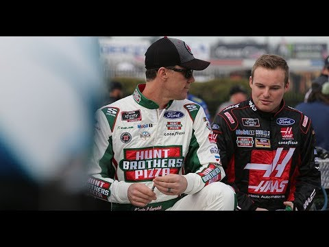 Cole Custer seeks advice from Kevin Harvick | Xfinity Series Playoffs