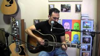 Half Of My Mistakes- Radney Foster Cover (DADGAD tuning )