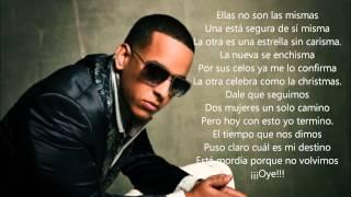 Daddy Yankee -  La Nueva y la Ex letra 2014