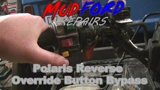 Polaris 550 850 1000 XP shuts off, Backfires, idles ruff