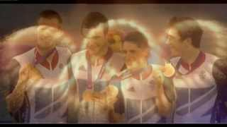 Nine Terrains - Olympics London 2012 Team GB Tribute- **Gold Spandau Ballet Cover**