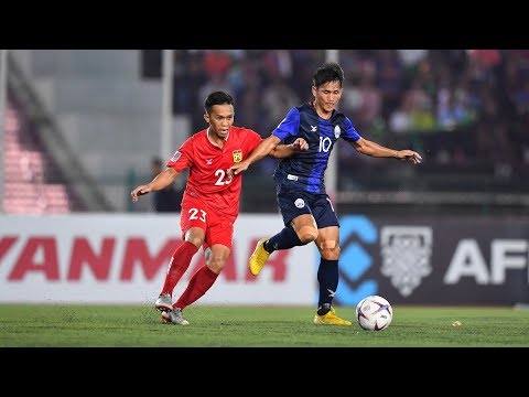 Cambodia 3-1 Laos (AFF Suzuki Cup 2018 : Group Stage)