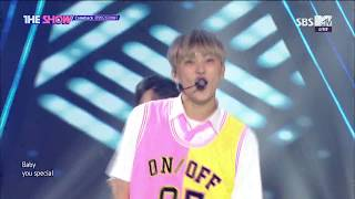 ONF, Complete [THE SHOW 180612]