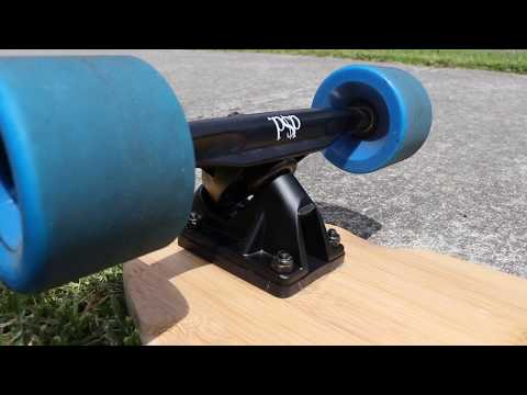 "REVIEW ""Double$Down"" longboard  – Cheap but good !"
