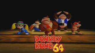 Donkey Kong 64: Monkey Rap Song Intro