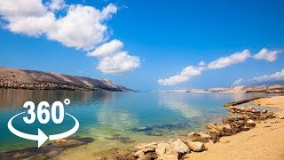 Island of Pag — Croatia | 360º VR | Pointers Travel