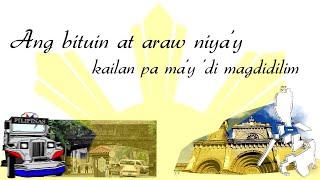 Philippine National Anthem: Lupang Hinirang
