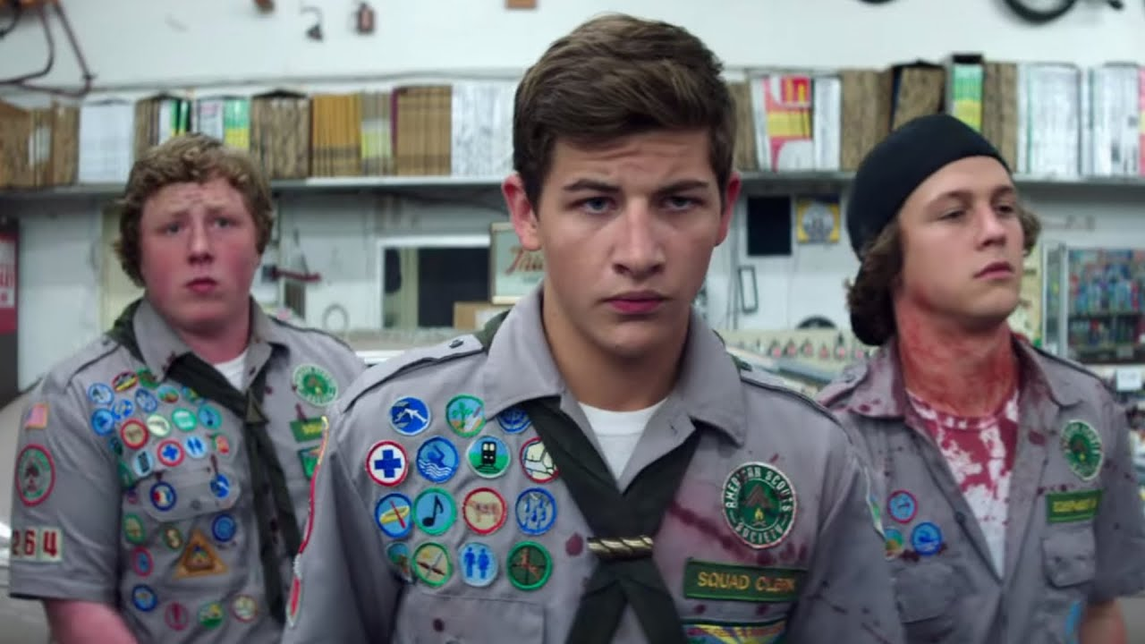 Trailer för Scouts Guide to the Zombie Apocalypse