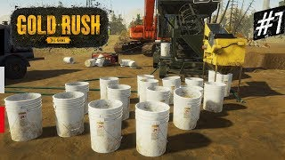 KOVALARCA ALTIN! - Gold Rush The Game 7. Bölüm