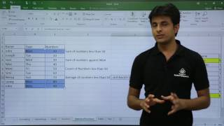 MS Excel   Statistical Functions