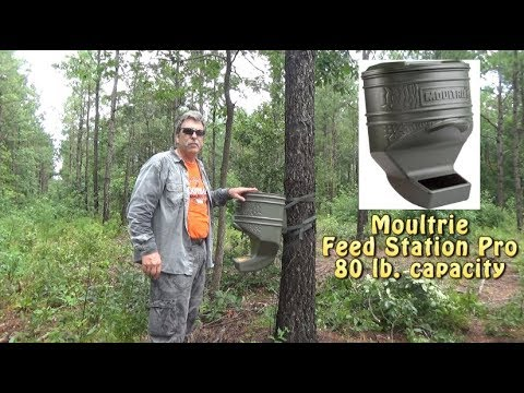 Moultrie Feed Station Pro