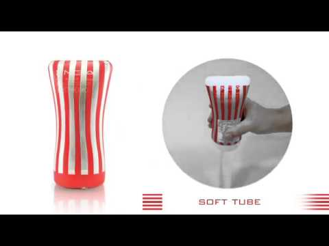 Masturbador Tenga Soft Tube Cup