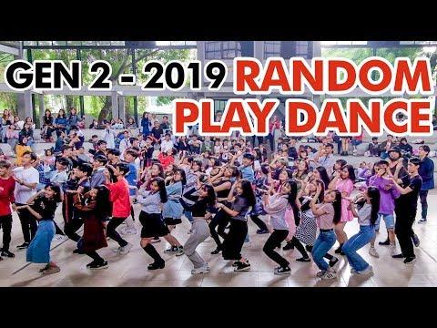 K-POP RANDOM PLAY DANCE CHALLENGE in INDONESIA, BANDUNG