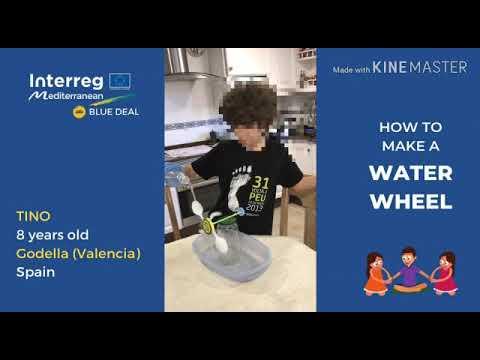 Tino comparte su #waterwheelchallenge[;;;][;;;]