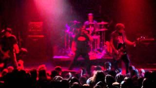 """D.R.I. """"Thrashard"""" Live 12/17/10"""