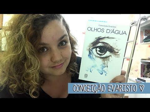 Resenha #79 Olhos D'água, de Conceição Evaristo | Ressaca da vida!