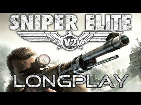 PS3 Longplay [015] Sniper Elite V2 - Full Walkthrough   No commentary