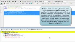 Oracle Optimization Tutorial, PL/SQL Course: Joins (Lesson 5)