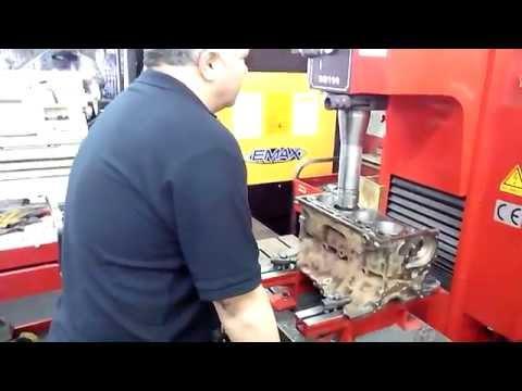Rectificadora de cilindros en TodoMotores.