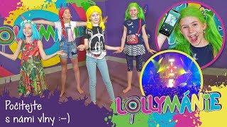 Lollymánie S02E26 - Počítejte s námi vlny
