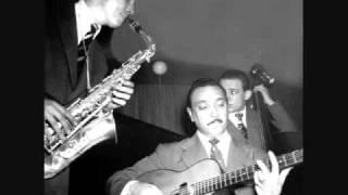 Django Reinhardt - How High The Moon - Rome, 01 or 02. 1949