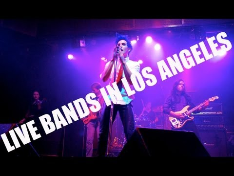 Live Bands In Los Angeles