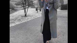 Elegant Hijab - Modern Modest Hijab- Street Style Hijab